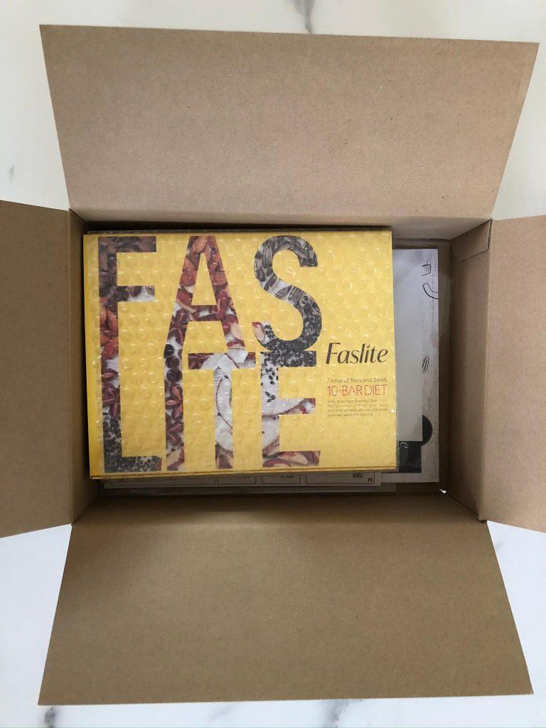 ダイエットバー「Faslite(ファイスライト)」をお試し19