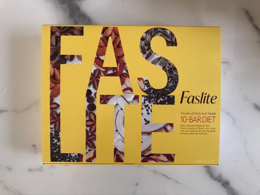 ダイエットバー「Faslite(ファイスライト)」をお試し24