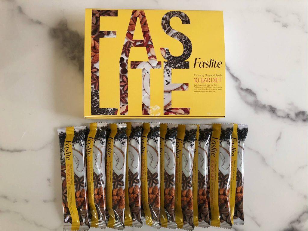 ダイエットバー「Faslite(ファイスライト)」をお試し32