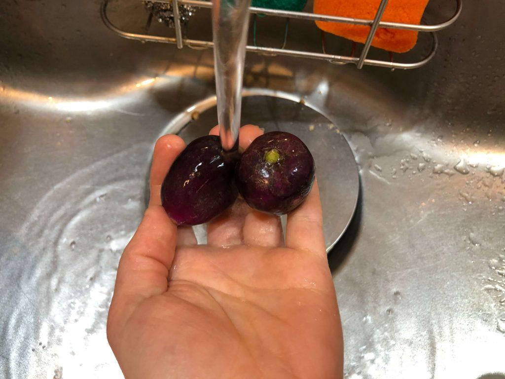 腸活ミニ野菜セットでぬか漬けライフ31