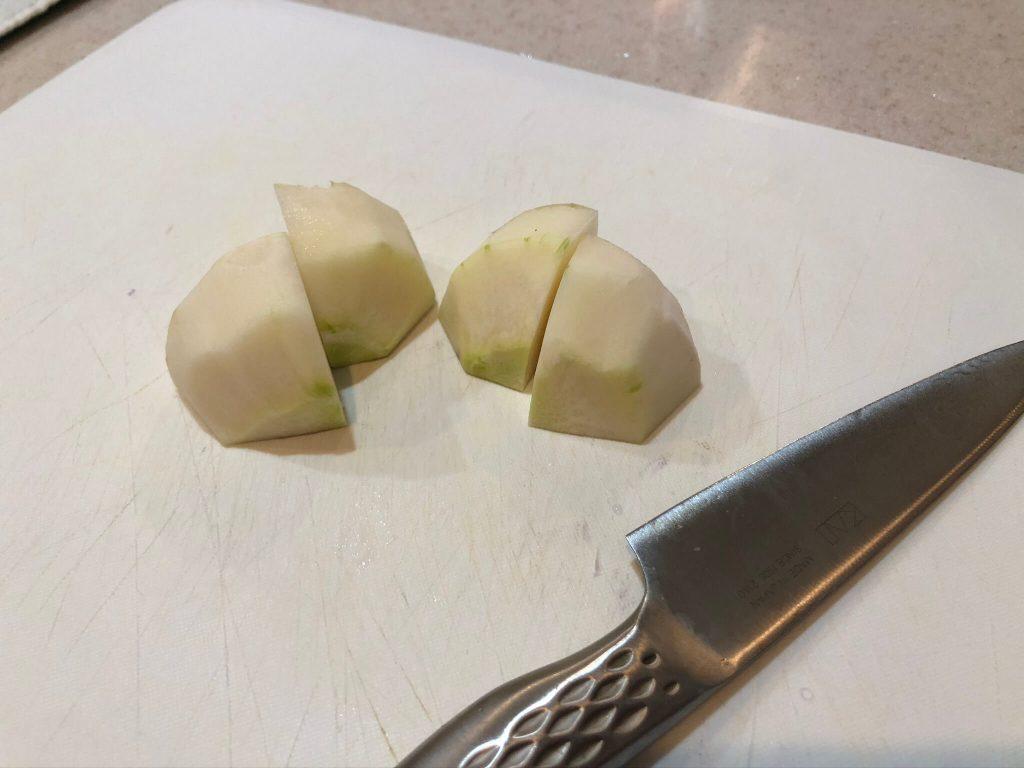 腸活ミニ野菜セットでぬか漬けライフ34