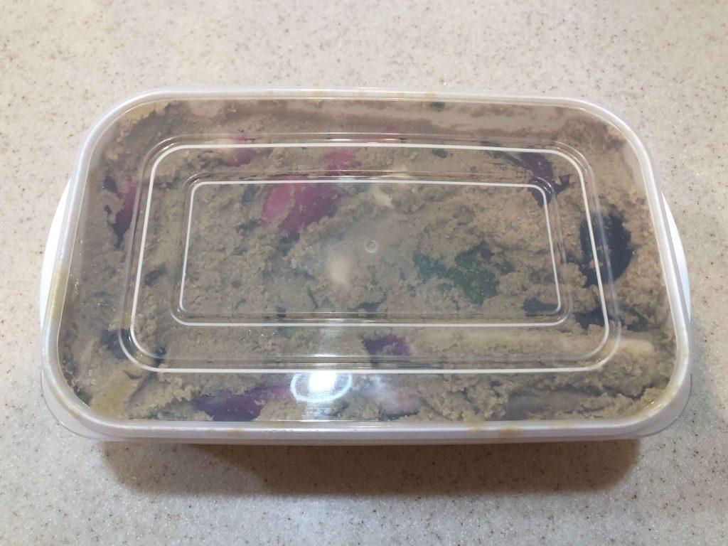 腸活ミニ野菜セットでぬか漬けライフ40