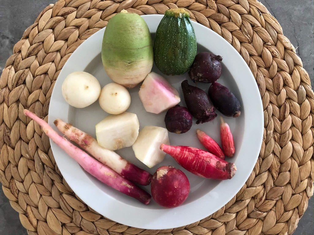 腸活ミニ野菜セットでぬか漬けライフ48