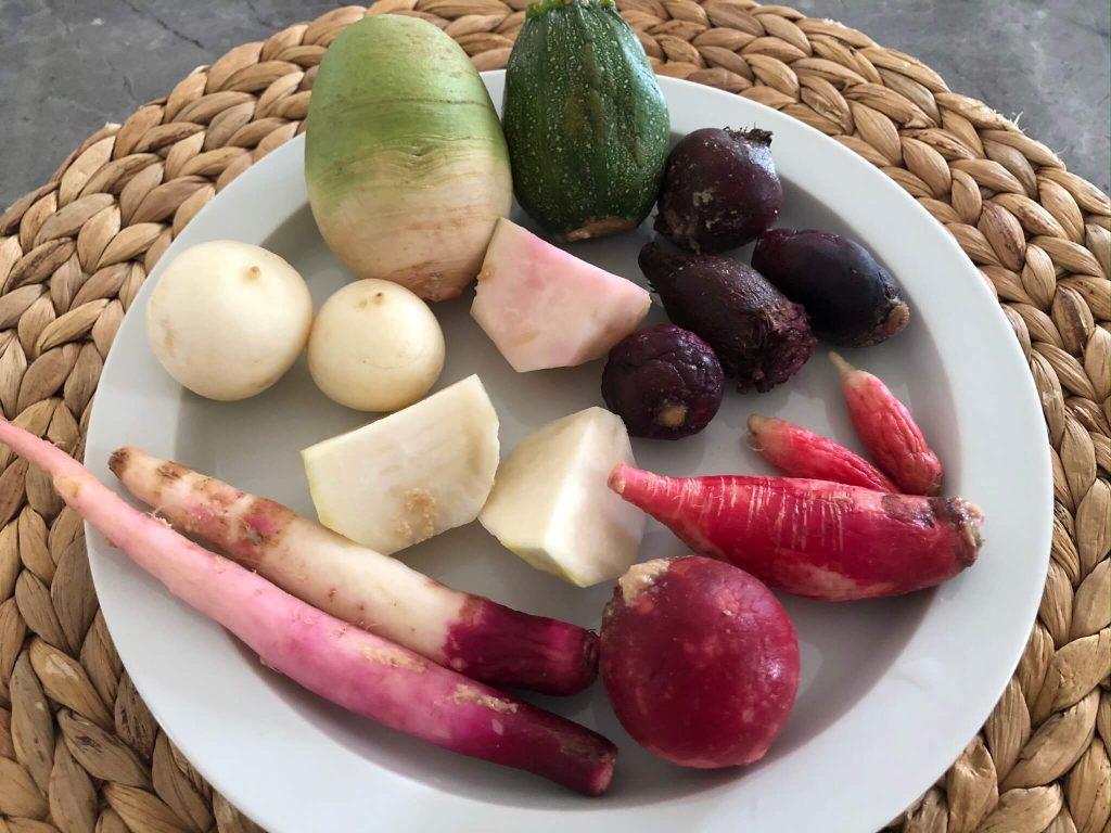 腸活ミニ野菜セットでぬか漬けライフ49