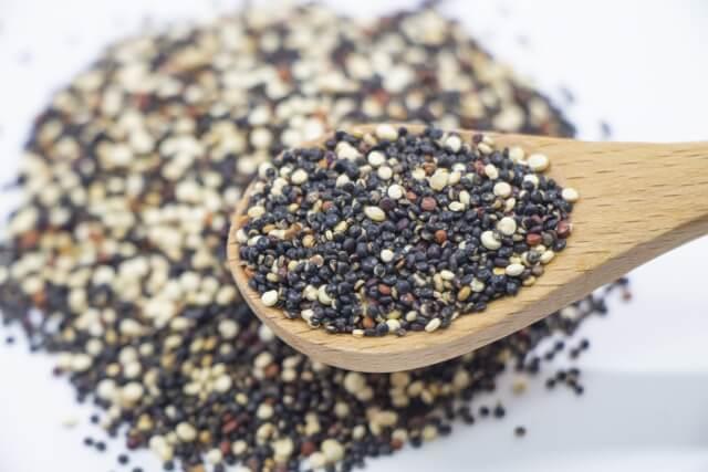 スーパーフード「キヌア」の栄養価・ダイエット効果・米との比較13