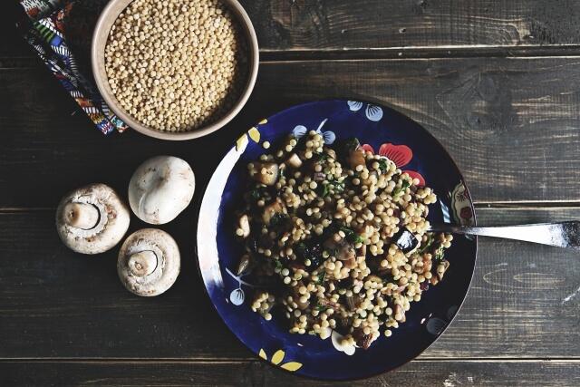 スーパーフード「キヌア」の栄養価・ダイエット効果・米との比較6