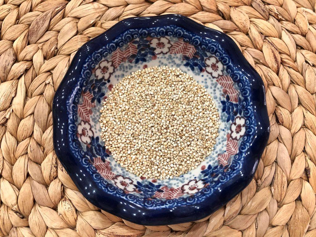 スーパーフード「キヌア」の栄養価・ダイエット効果・米との比較2