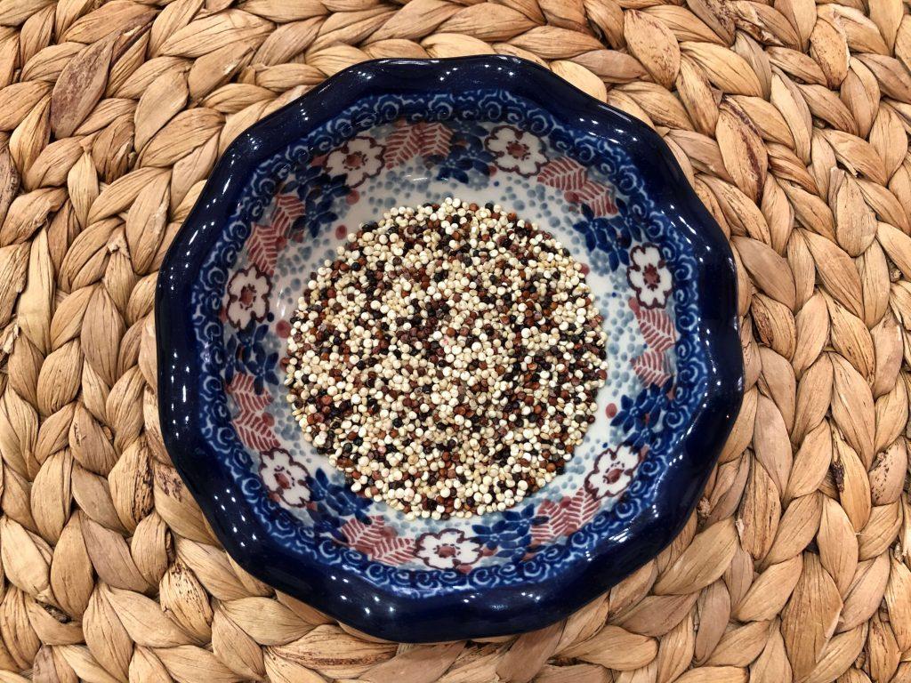 スーパーフード「キヌア」の栄養価・ダイエット効果・米との比較5