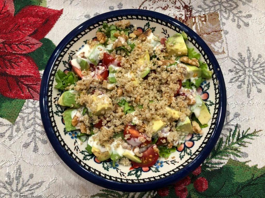 スーパーフード「キヌア」の栄養価・ダイエット効果・米との比較4
