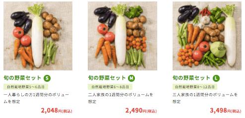 自然栽培野菜と食品のハミングバードショッピングの口コミ・感想6