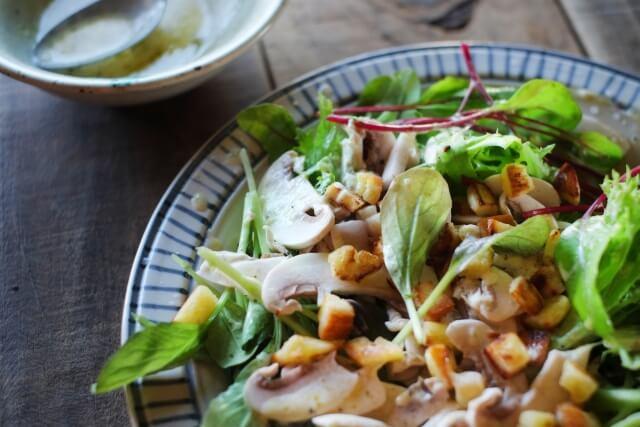 野菜とタンパク質のパワーサラダで痩せる!おすすめレシピと宅配サービス1