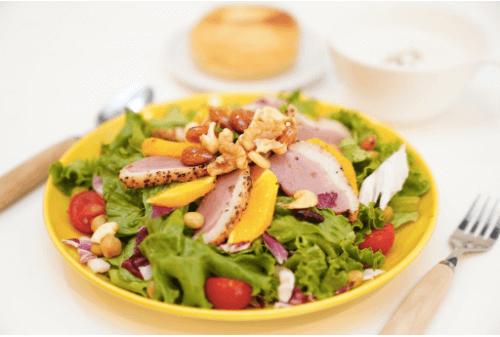 野菜とタンパク質のパワーサラダで痩せる!おすすめレシピと宅配サービス4