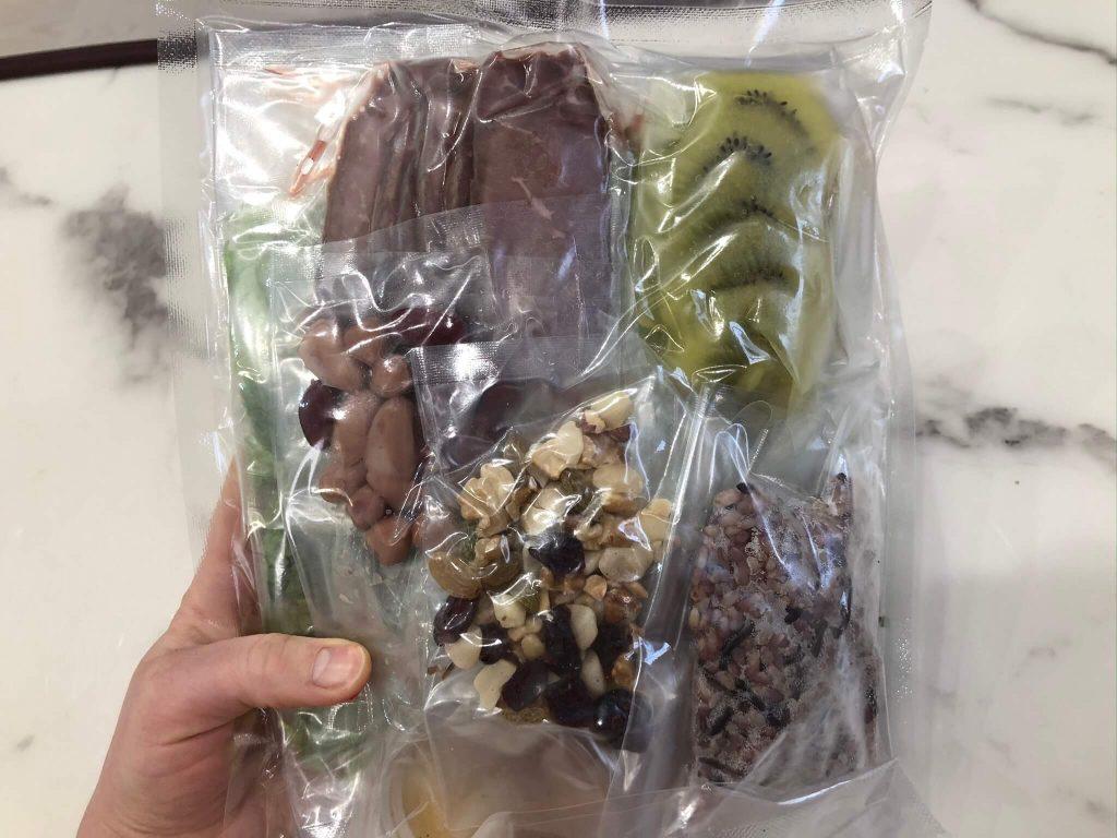 野菜とたんぱく質が摂れる!パワーサラダ専門店「High Five Salad」のメニューと口コミ体験談20