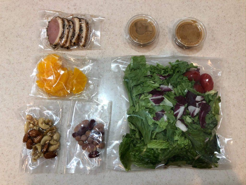 野菜とたんぱく質が摂れる!パワーサラダ専門店「High Five Salad」のメニューと口コミ体験談27