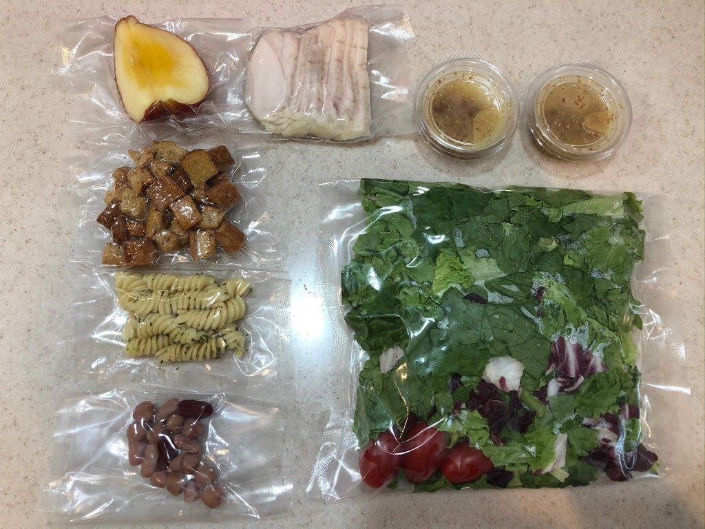 野菜とたんぱく質が摂れる!パワーサラダ専門店「High Five Salad」のメニューと口コミ体験談35