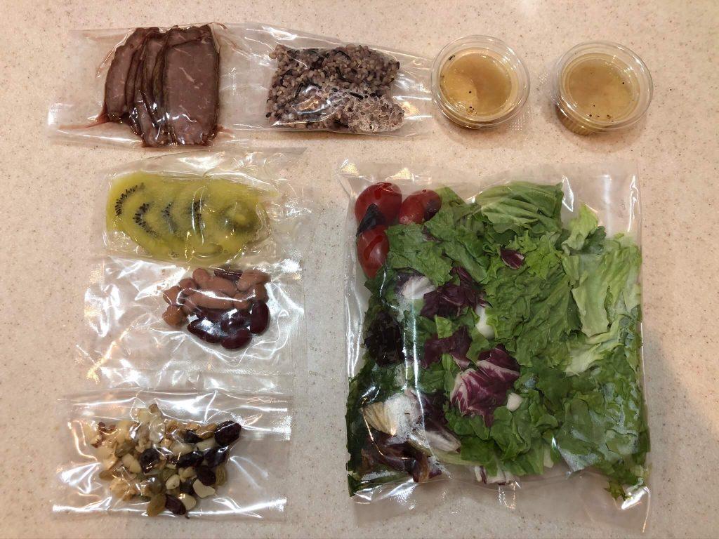 野菜とたんぱく質が摂れる!パワーサラダ専門店「High Five Salad」のメニューと口コミ体験談41
