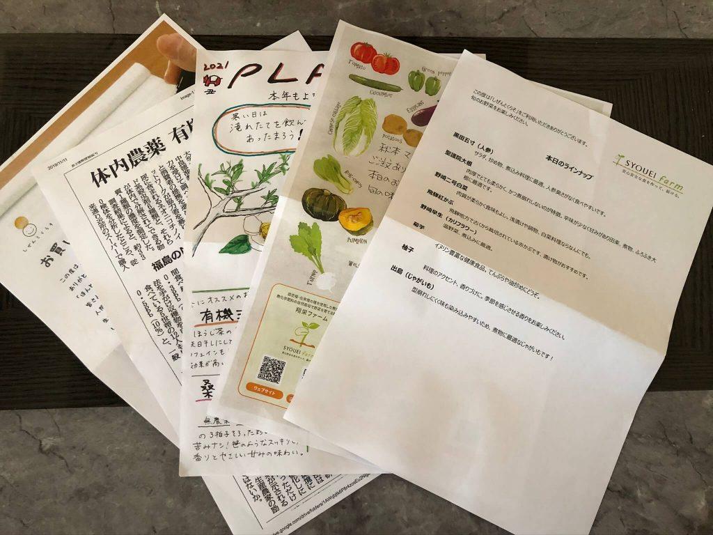 翔栄ファーム(SYOUEI FARM)の無農薬・自然栽培野菜を大手宅配と比較!17