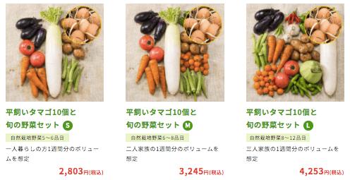 自然栽培野菜と食品のハミングバードショッピングの口コミ・感想7