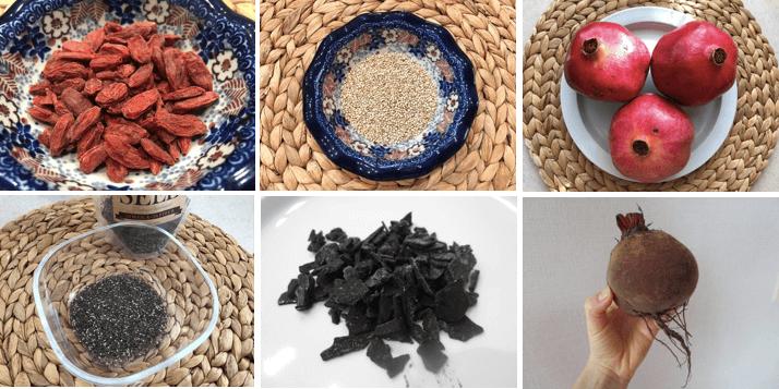 おすすめのスーパーフード(野菜・種・ナッツ)25