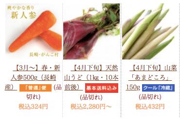 東北・山形の有機野菜宅配「全国有機農法連絡会」の口コミ・感想9