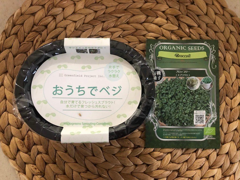 スーパー野菜「ブロッコリースプラウト」の栽培日記20