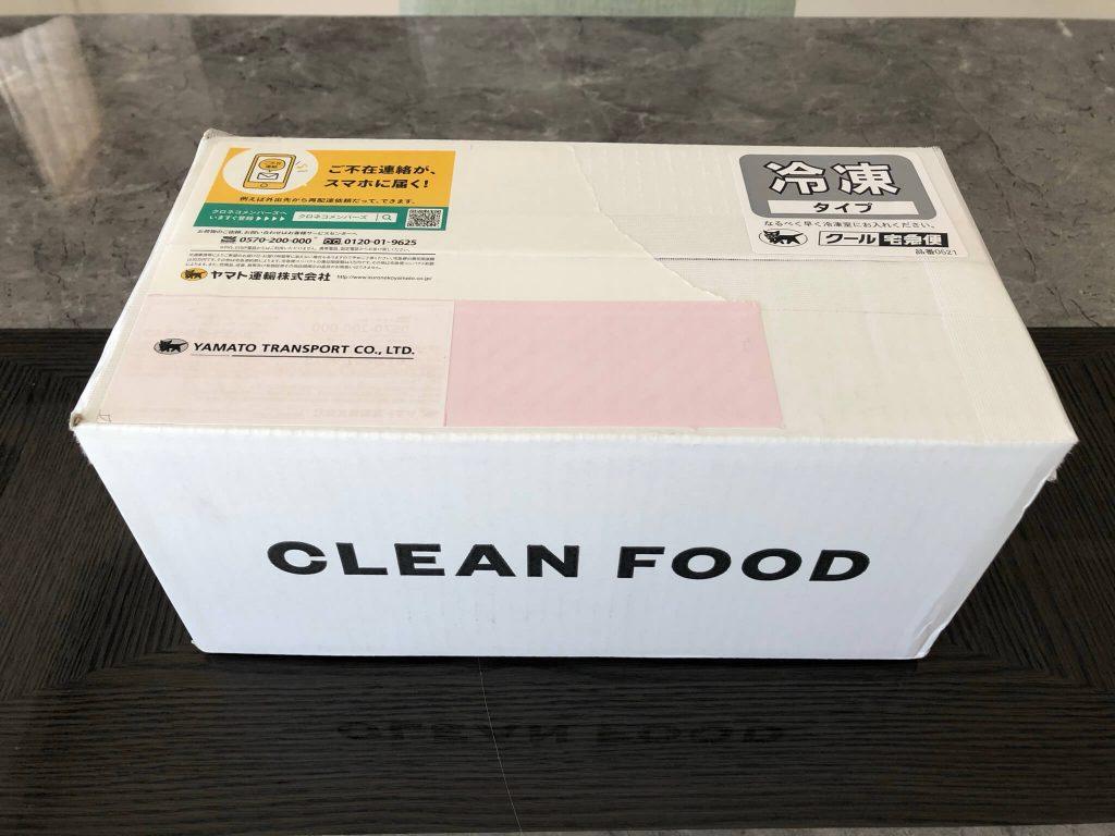 CLEAN FOOD(クリーンフード)の野菜&果物の冷凍スムージー宅配口コミ14