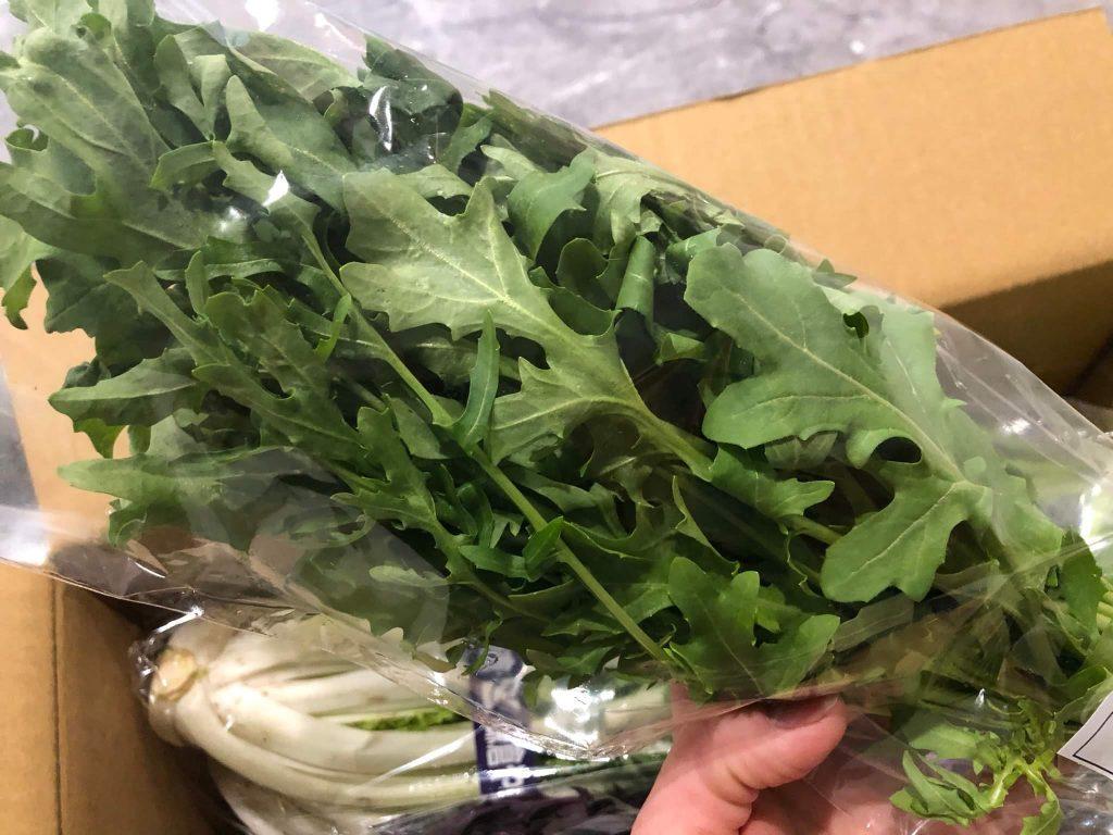 鎌倉直産野菜宅配「かまベジ」のお試しセットを注文17