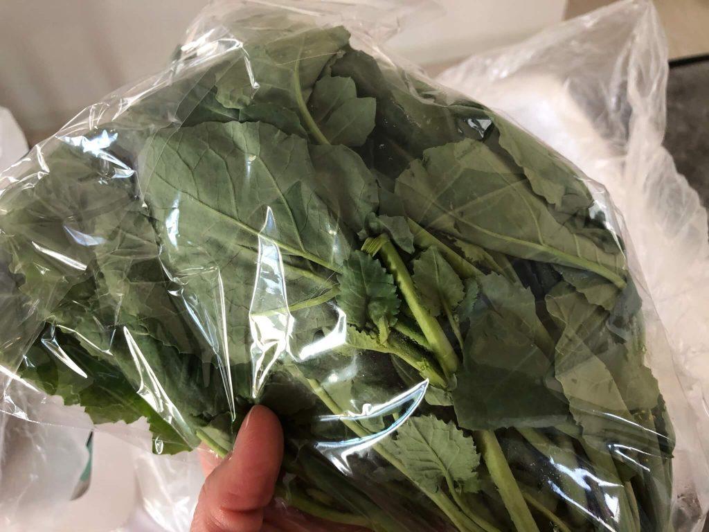 野菜ソムリエがコープ東北の食材宅配サービスを利用32