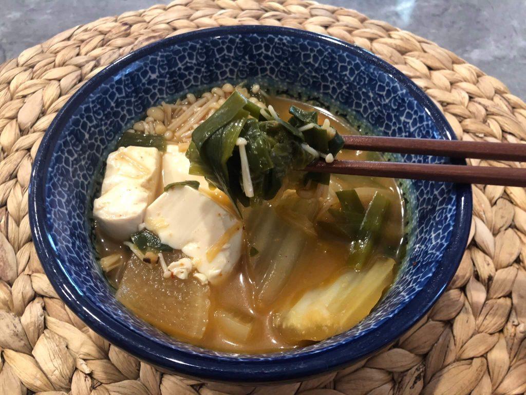 野菜ソムリエがコープ東北の食材宅配サービスを利用51