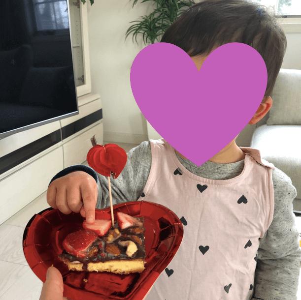 野菜宅配オイシックスのミールキットで簡単バレンタイン52