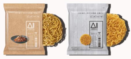 日清食品の完全栄養食・「All-in PASTA」と「All-in NOODLE」の口コミ・評判5