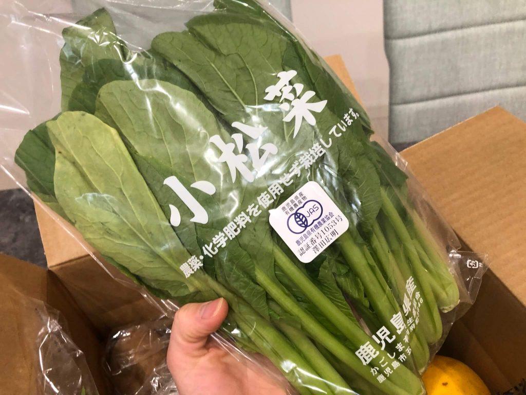むつみ屋の有機野菜・自然食品通販サービスの有機野菜セットをお試し38