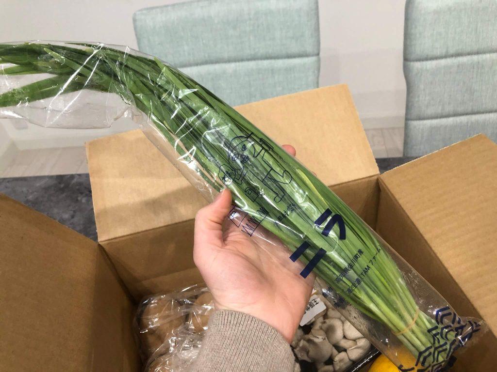 むつみ屋の有機野菜・自然食品通販サービスの有機野菜セットをお試し41