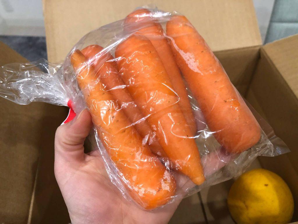 むつみ屋の有機野菜・自然食品通販サービスの有機野菜セットをお試し45