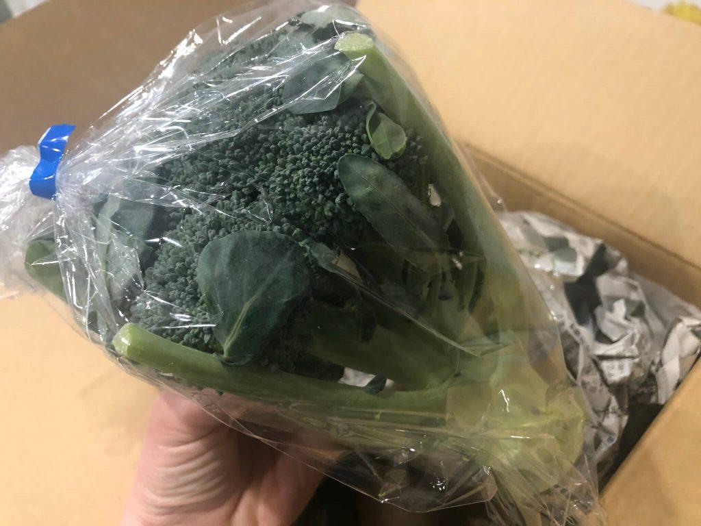 ベジフルマルシェの有機野菜のお試しセットの口コミ17