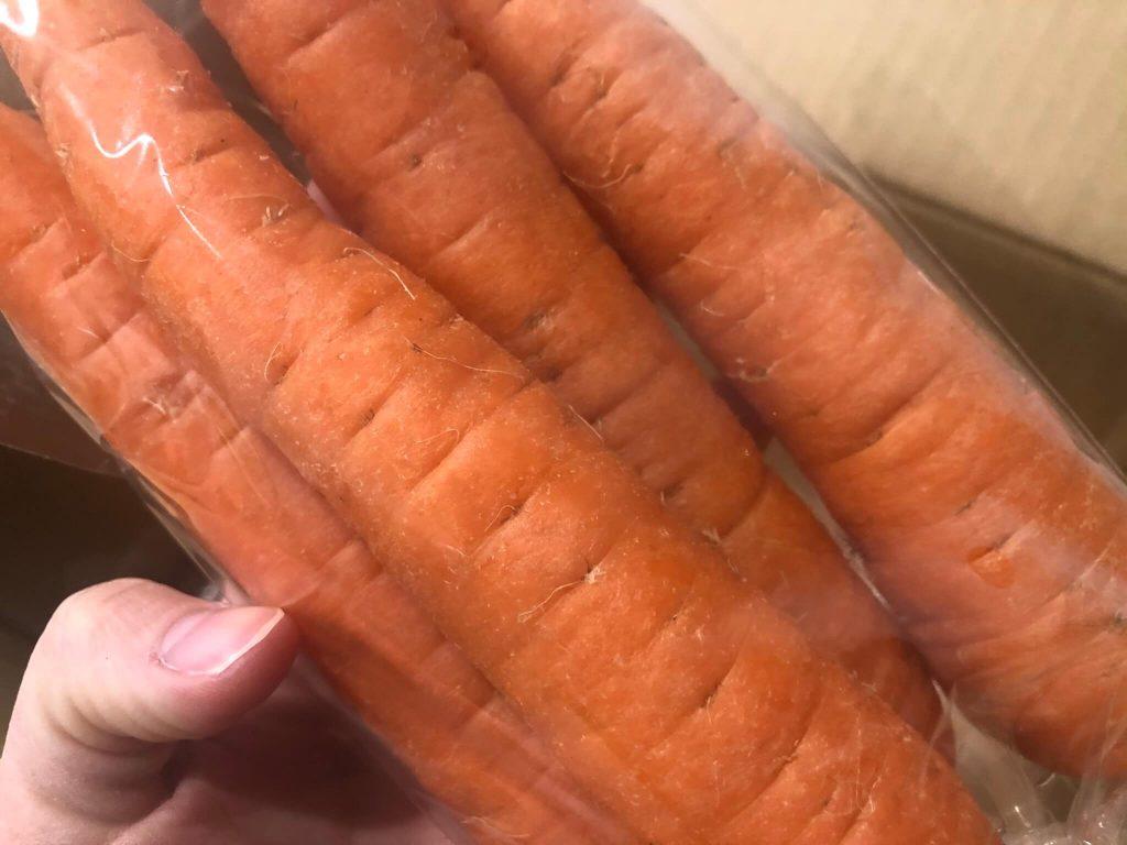 ベジフルマルシェの有機野菜のお試しセットの口コミ28