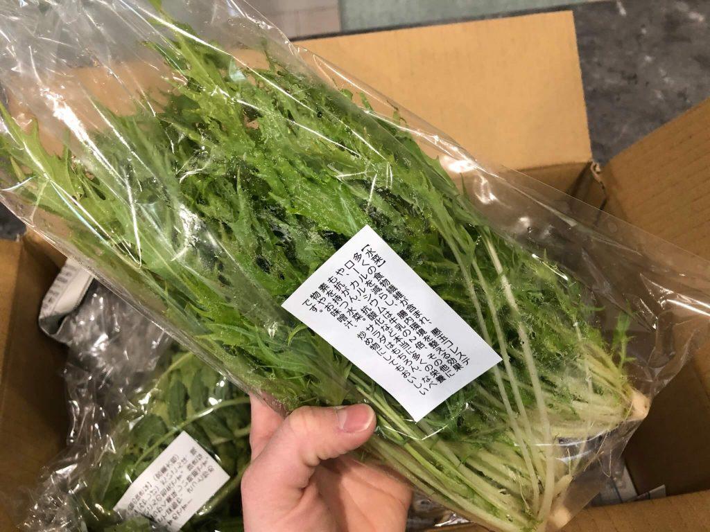 あなた専用個人農家・自然栽培野菜の宅配「ベジモ」のお試しセットの口コミ5