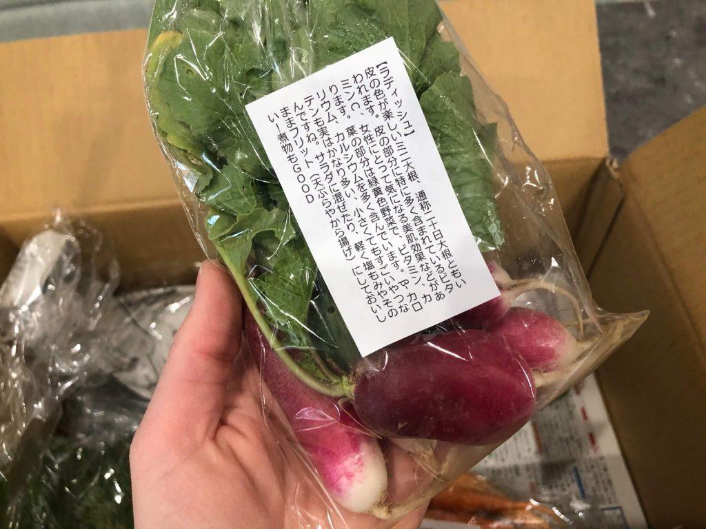 あなた専用個人農家・自然栽培野菜の宅配「ベジモ」のお試しセットの口コミ10