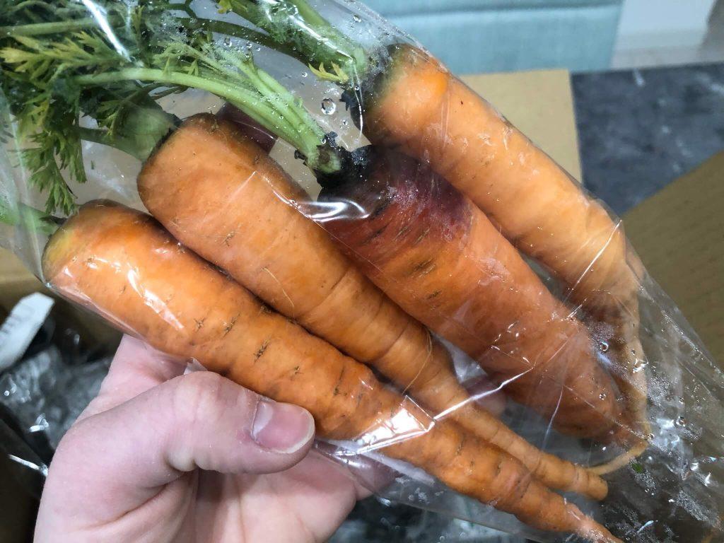 あなた専用個人農家・自然栽培野菜の宅配「ベジモ」のお試しセットの口コミ15