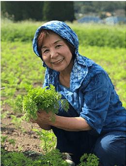 綾・早川農苑の無農薬野菜セットを注文5