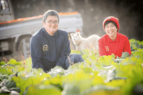茨城県産自然栽培野菜セットをお試し・おお槻農園@百笑懸命8