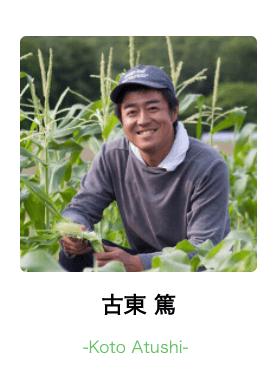 茨城県産の無農薬・有機野菜の宅配「コトコトファーム」の野菜セットの口コミ2