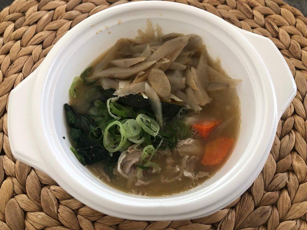 ウェルネスダイニングの「野菜を楽しむスープ食」8個セットをお試し・口コミ21