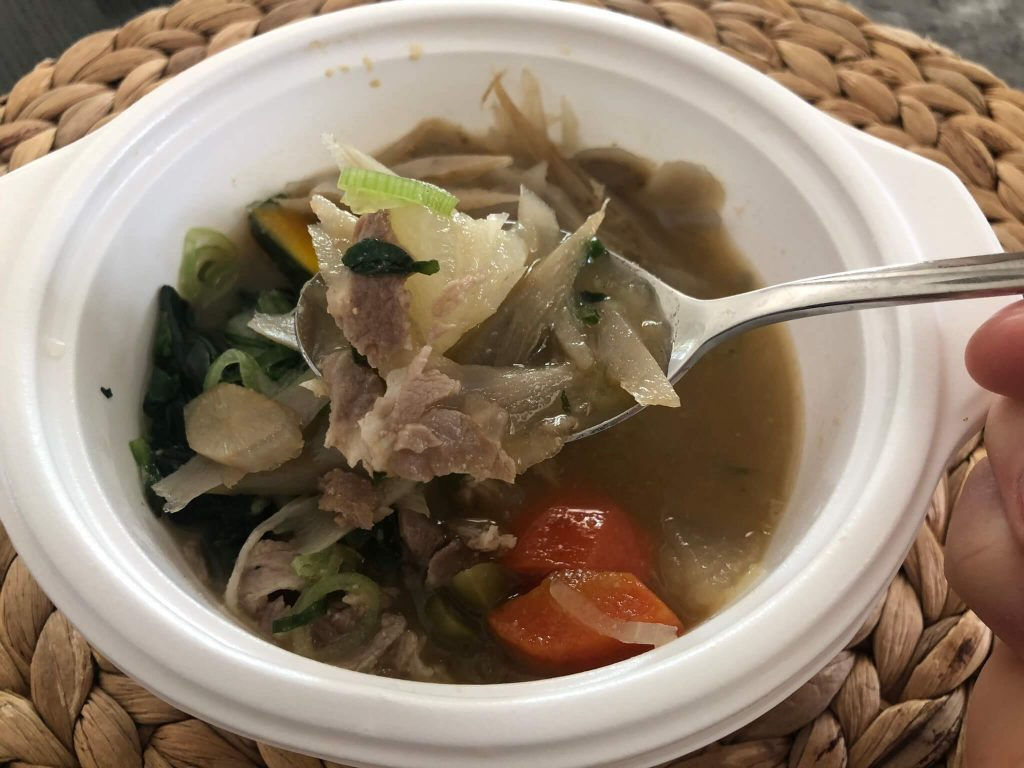 ウェルネスダイニングの「野菜を楽しむスープ食」8個セットをお試し・口コミ22
