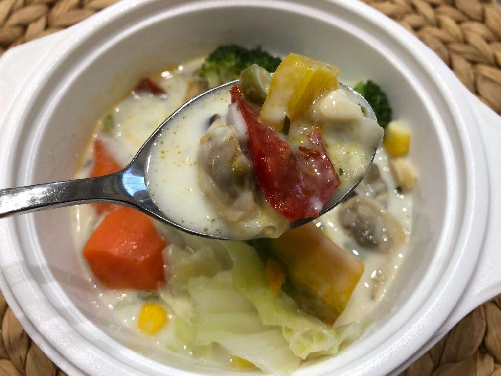 ウェルネスダイニングの「野菜を楽しむスープ食」8個セットをお試し・口コミ47