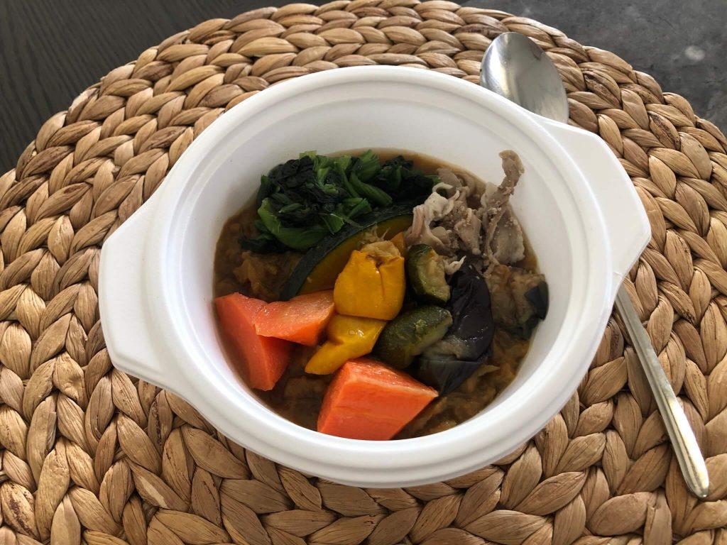ウェルネスダイニングの「野菜を楽しむスープ食」8個セットをお試し・口コミ34