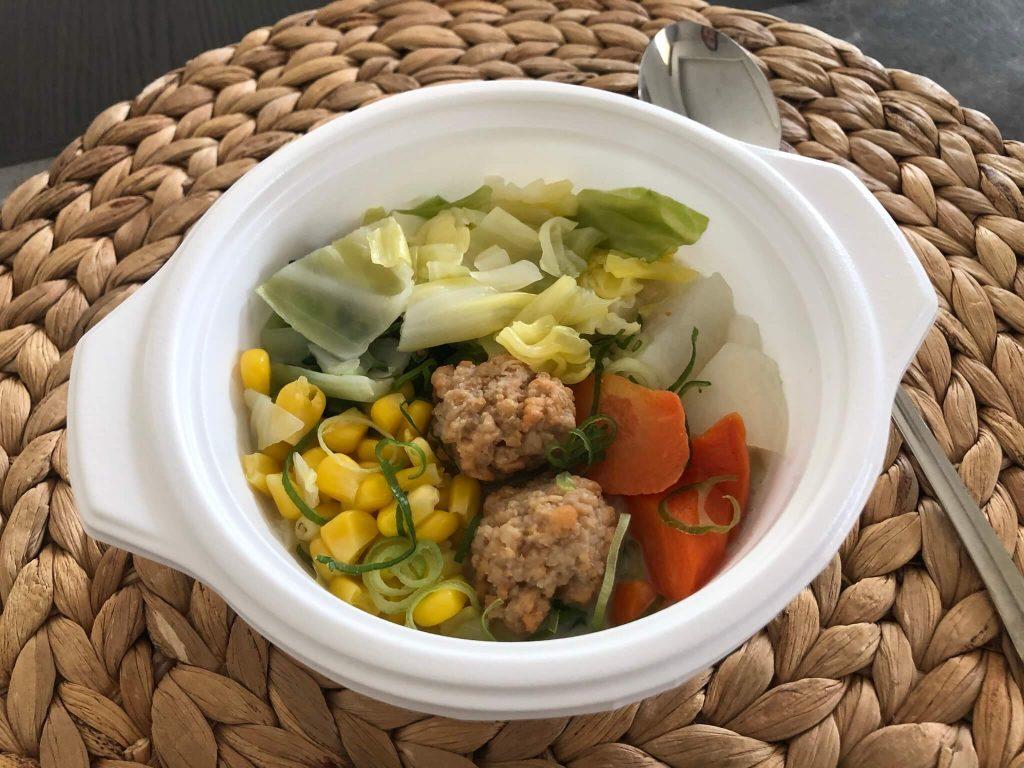 ウェルネスダイニングの「野菜を楽しむスープ食」8個セットをお試し・口コミ40