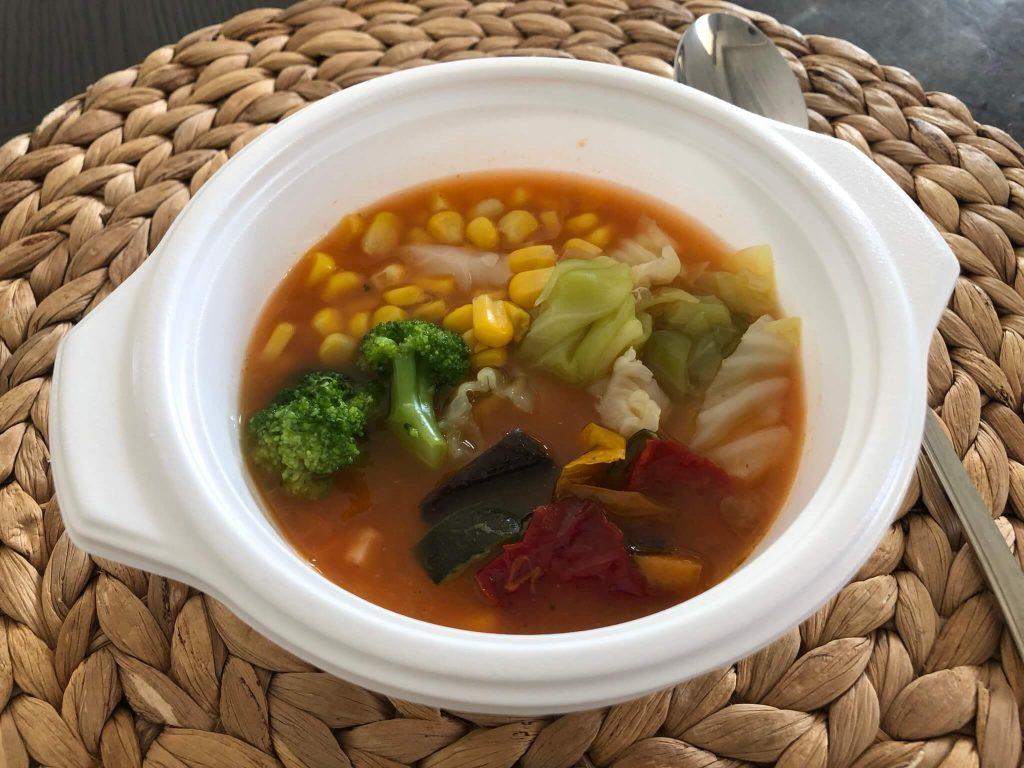 ウェルネスダイニングの「野菜を楽しむスープ食」8個セットをお試し・口コミ45