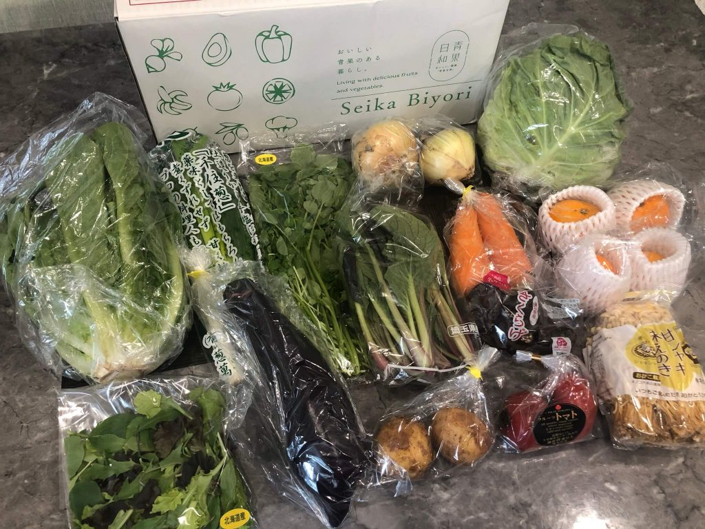 【口コミ・評判】青果日和の野菜のお試しセット46