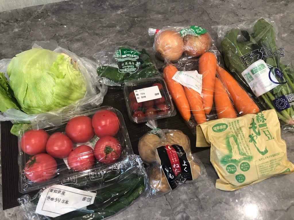 東海コープ(ぎふ・あいち・みえ)の野菜とミールキットの口コミと評判54